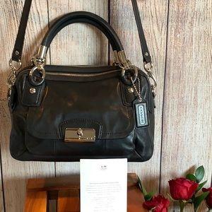 COACH Soft Leather Handbag